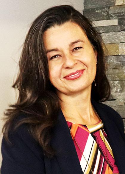 <b>Cristina Fumagalli</b> Administrative Controller